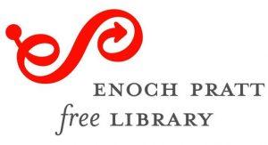 Enoch Pratt Free Library logo.