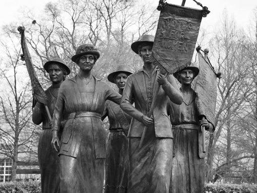 Tennessee Suffrage Statue