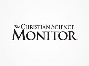 The Christian Science Monitor logo.