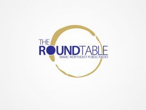 The Roundtable: WAMC Northeast Public Radio logo.