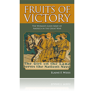 Cover of Fruits of Victory by Elaine F. Weiss.