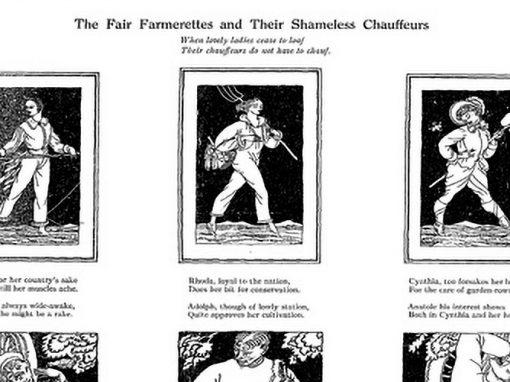 A Fine Propoganda: The Fair Farmerette and Her Publicity Machine