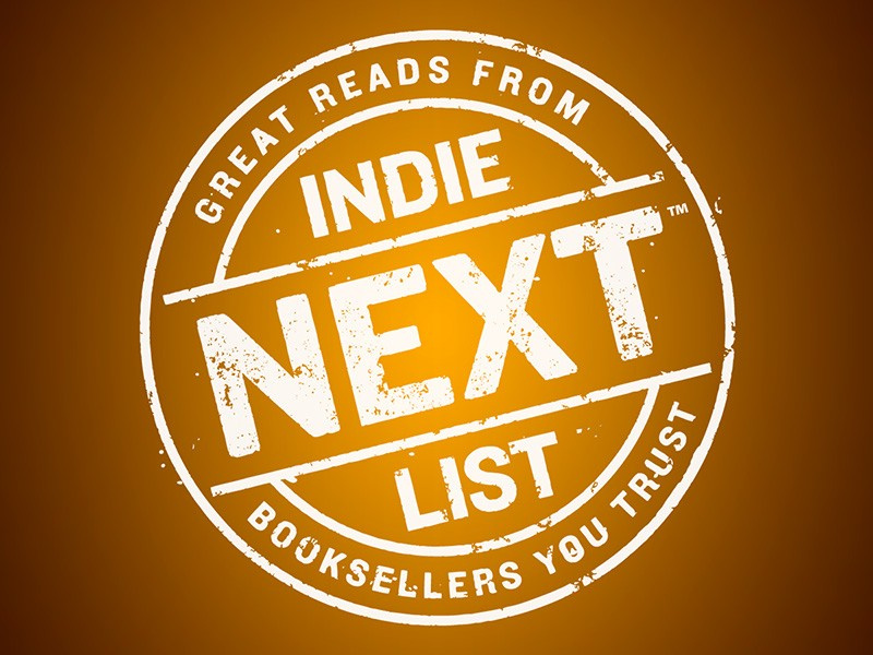 Indie Next List logo.