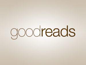 goodreads logo.