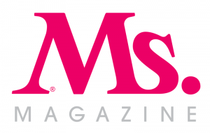Ms. Magazine logo.