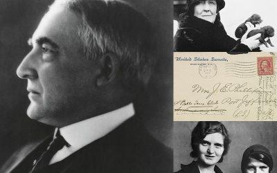 Wall Street Journal: Presidential Hush Money, Circa 1920