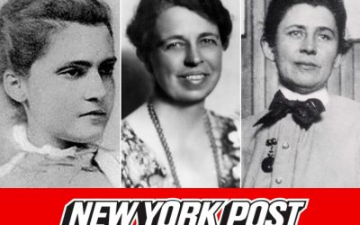 Eleanor Roosevelt opposed women getting the right to vote