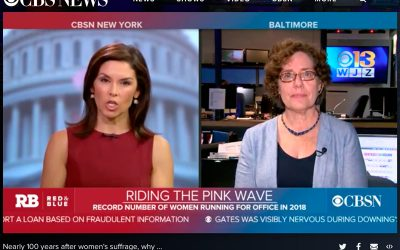 "CBS News – Women's Suffrage's ""Great Fight"""
