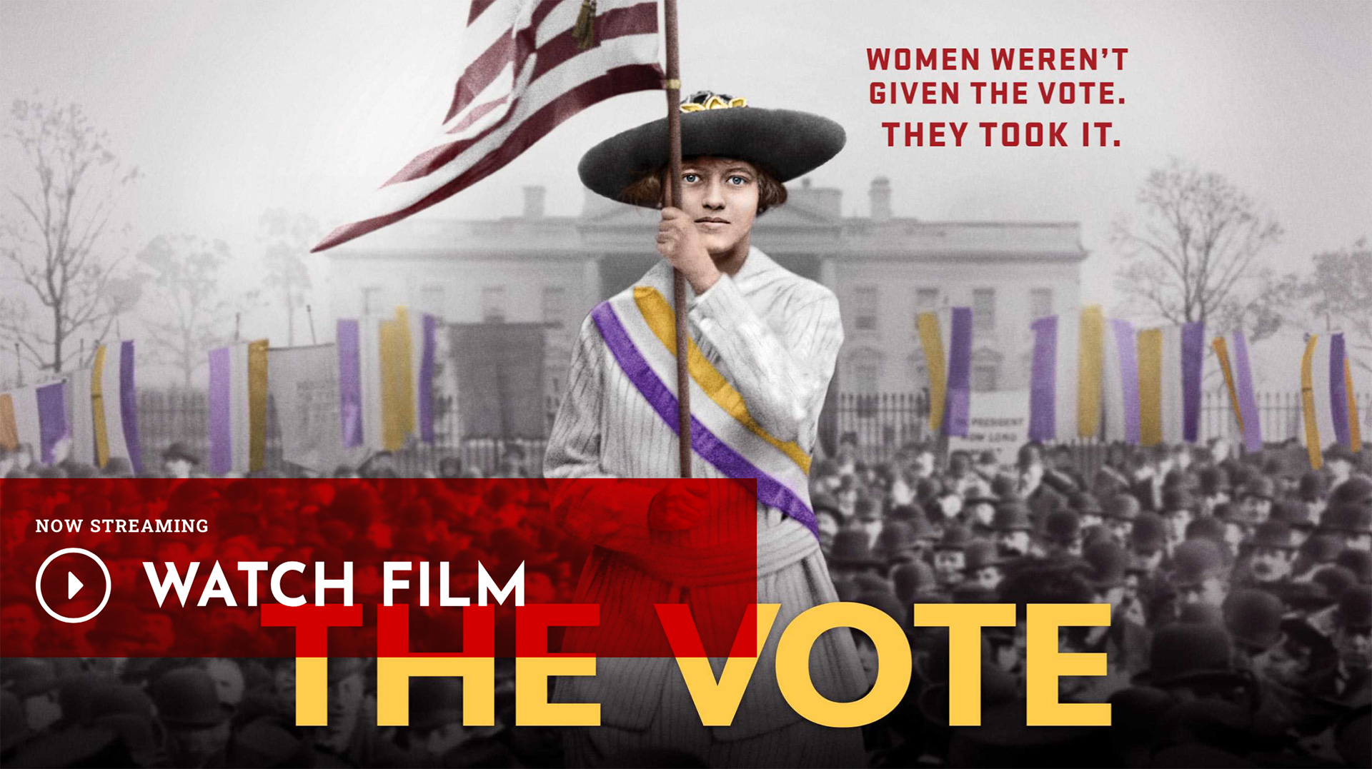 PBS American Experience: The Vote.
