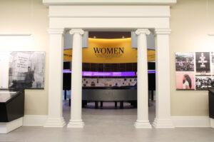 Nashville Public Library Votes for Women Room.