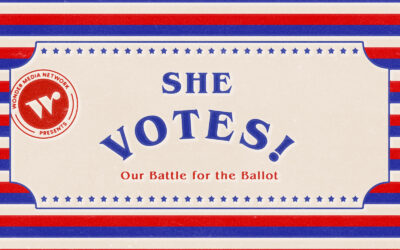 She Votes! Podcast Elaine Weiss Interview