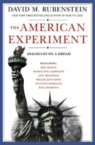The American Experiment book cover.